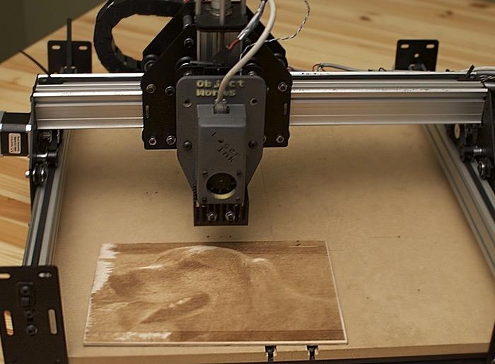Laser Engraving Modules For Shapeoko 2 Open Source Cnc