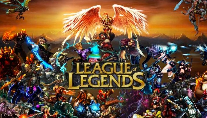 League of Legends 2015