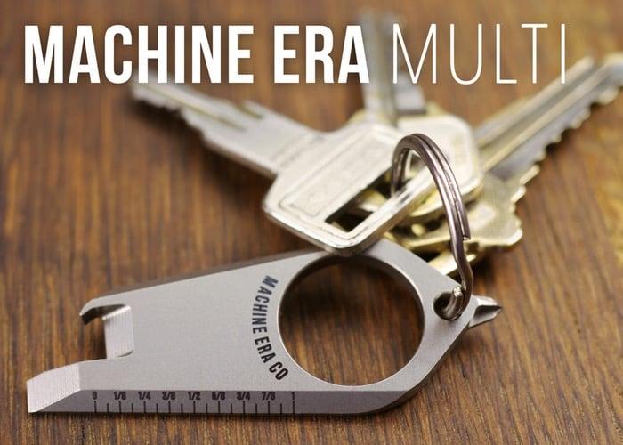 Machine Era Titanium Multi-Tool