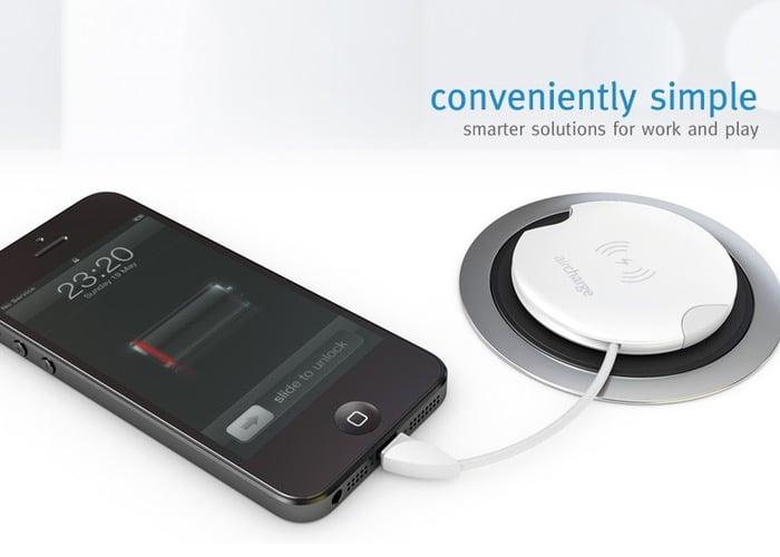 McDonalds Wireless Charging