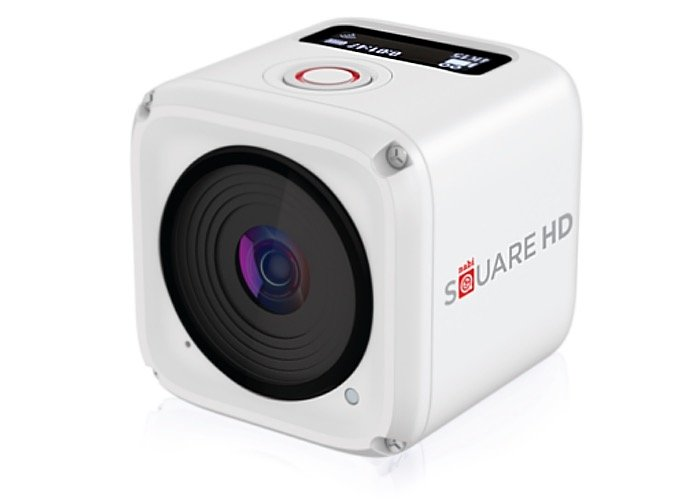 Nabi Square HD 4K Action Camera