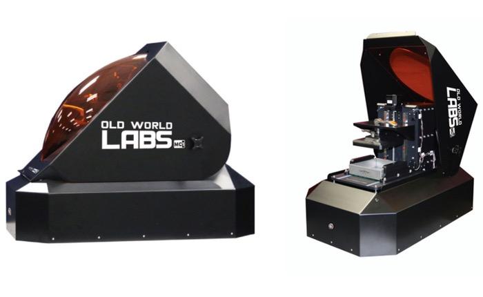 Nanoscopic 3D Printers