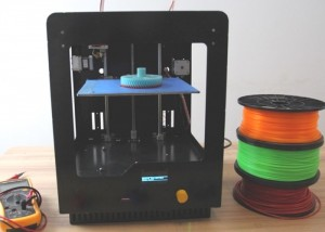 NemoMaker N1 Desktop 3D Printer Launches On Kickstarter (video)