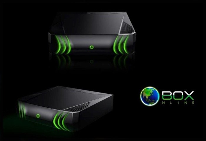 OBox Android Games console