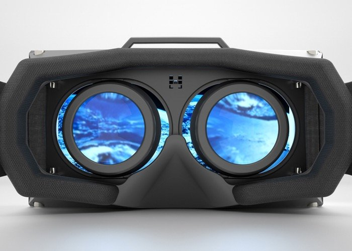 Oculus Rift Crescent Bay virtual reality headset