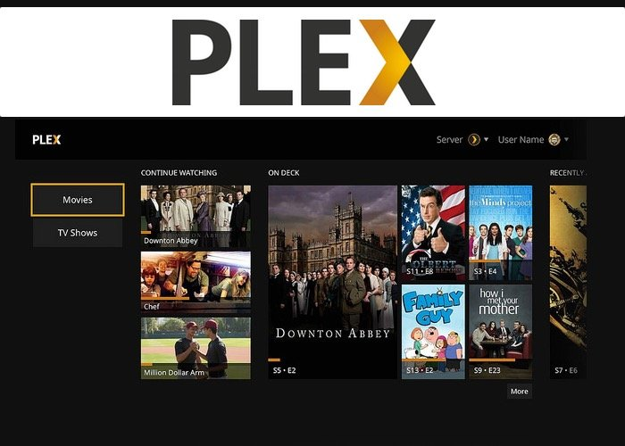 Plex for PlayStation
