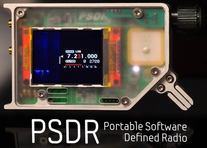 Portable Software Defined Radio