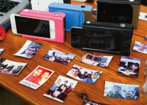 Prynt Case Transforms Your Smartphone Into An Instant Camera (video)