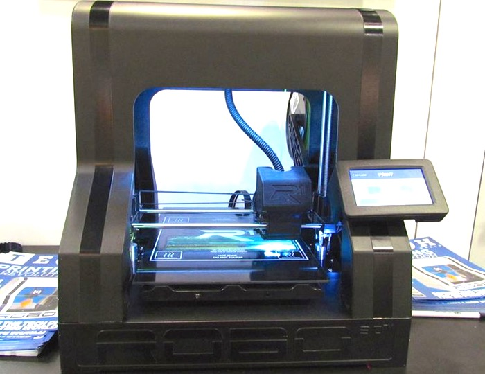 Robo3D Stealth 3D Printer