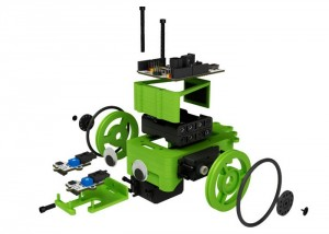3D Printable Robots DIY Kits Created By BQ