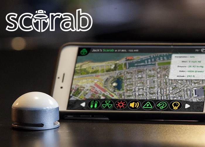 Scarab Wearable Sensor