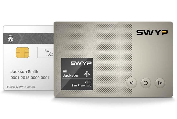 Swyp Smart Wallet