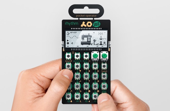 Teenage Engineering PO Synthesiser