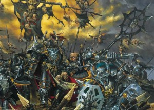 Total War Warhammer Confirmed Via Art Book Leak (video)