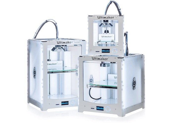 ultimaker 2 go and ultimaker2 extended 3d printers unveiled at ces 2015. Black Bedroom Furniture Sets. Home Design Ideas