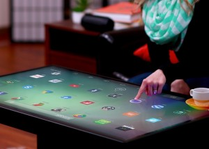 46 Inch Ideum Duet Windows 8 Smart Table Launches Next Week For $8,000 (video)