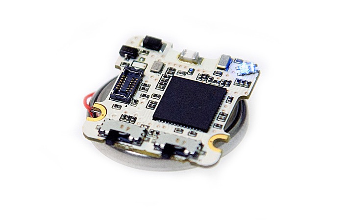 Tog bluetooth enabled wearable arduino open source button