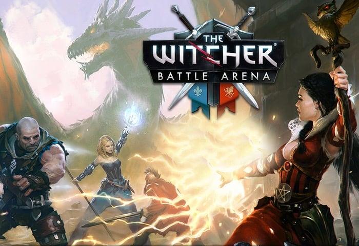 Witcher Battle Arena