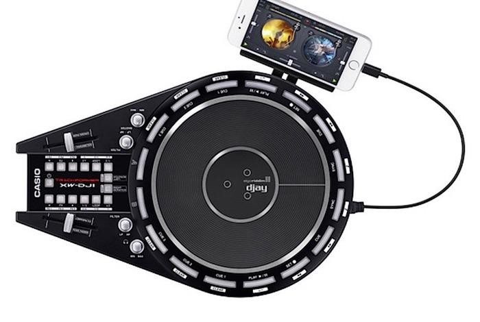 XW-DJ1 DJ Controllers