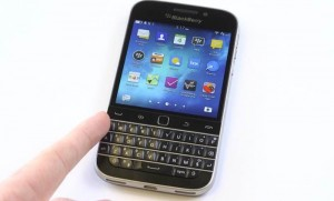 BlackBerry Classic Launches In India