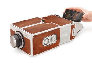Cardboard Smartphone Projector 2.0 Available For £23