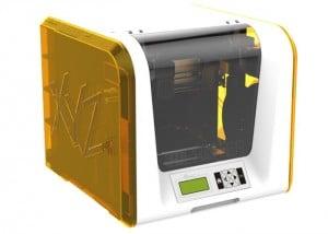 XYZPrinting da Vinci Junior FFF 3D Printer Unveiled At CES 2015 For $349