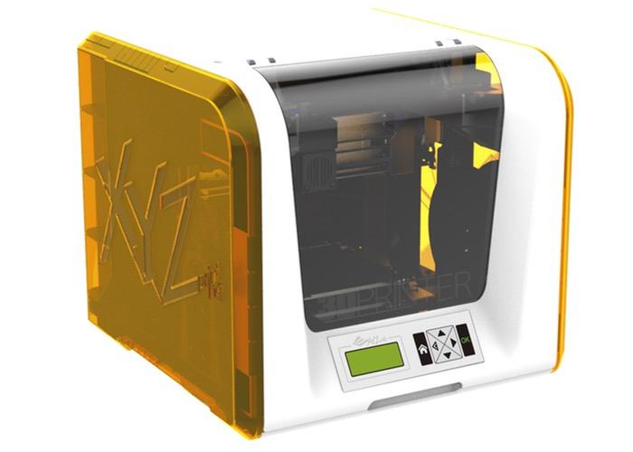 da Vinci Junior FFF 3D Printer