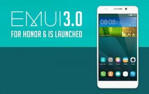 Honor 6 Gets EMUI 3.0 Update