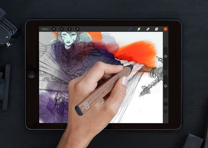 FiftyThree Pencil Stylus Lands In The Apple Store