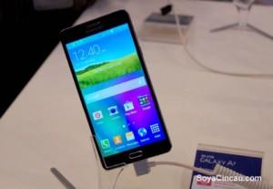 Samsung Galaxy A7 Unveiled