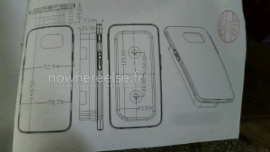 Samsung Galaxy S6 Design Details and Dimensions Leaked