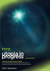 HTC Sends Out Press Invites For MWC 2015 Event on March 1st, May Launch HTC One M9