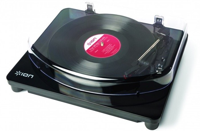 iON Air LP Bluetooth Turntable
