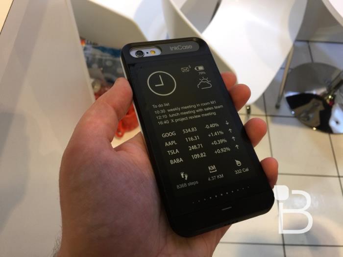 InkCase iPhone 6
