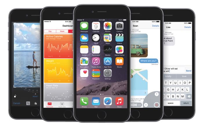 Apple Expected To Release an iOS 8 Update Next Week
