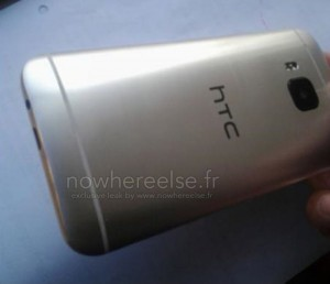 Is This The New HTC One M9?