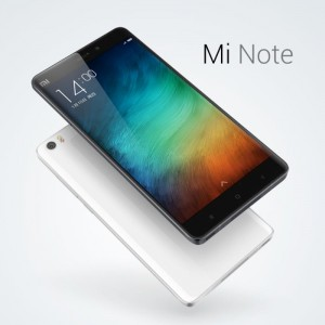 Xiaomi Mi Note Gets Official (Video)