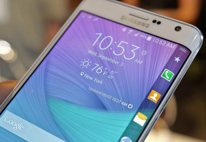 Samsung Galaxy Note Edge Up For Pre-order In Canada