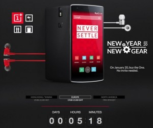 OnePlus One Will be Available Without An Invite Later Today