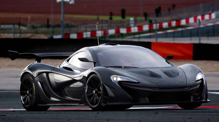 Mclaren P1 Gtr To Debut At Geneva Motor Show