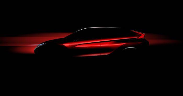 Mitsubishi PHEV Concept