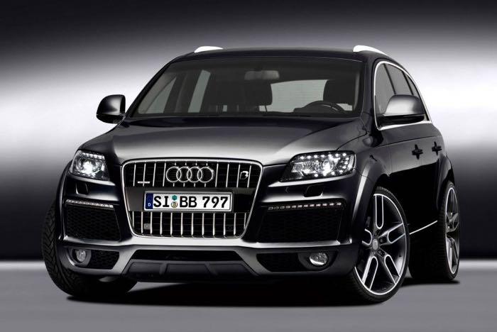 New Audi Q Will Drive Itself - Audi car that drives itself