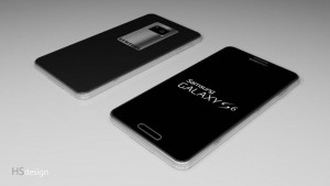 Samsung Galaxy S6 To Come With Metal Frame (Photos)
