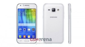 Samsung J1 Smartphone Specifications Revealed