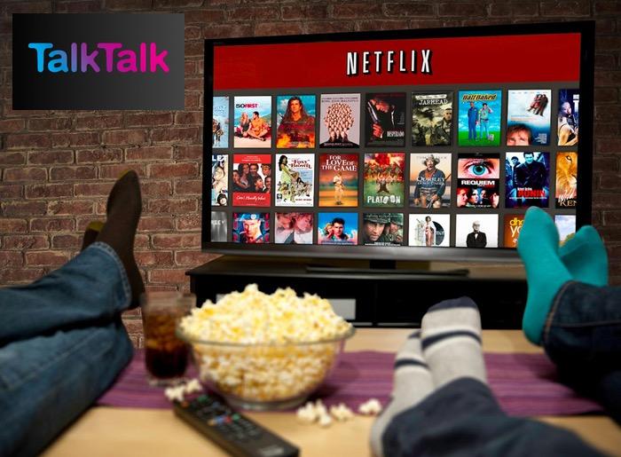 talk talk netflix