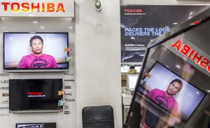 Toshiba to Leave North American TV Market due to Price Competition