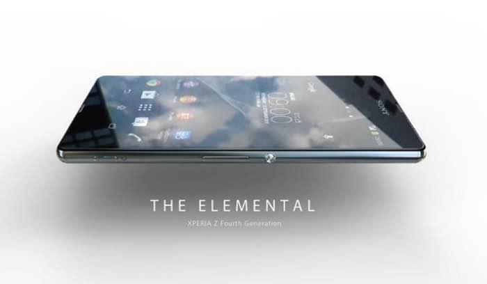Z4 smartphone