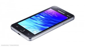 Samsung Z1 Tizen Smartphone Gets Unboxed