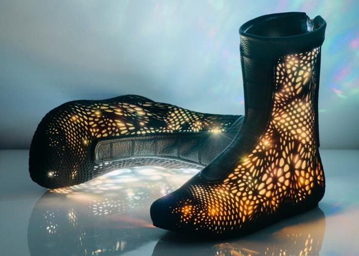 ADAPTIV 3D Printed Shoe