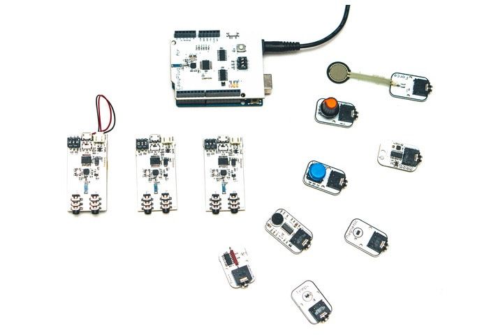 Arduino Wireless Sensors